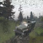 Spintires BearPass2