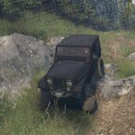 Off Roading, Modding, Spintires, Jeep, Monkey Trails